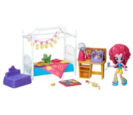 Equestria Girls Minis Piżamowe party Pinkie Pie