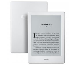 Kindle Touch 8 2016 special offer biały