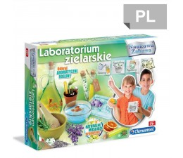 Laboratorium zielarskie